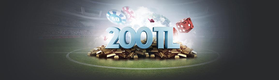 bets10 ilk uyelik bonusu artik 200 Tl